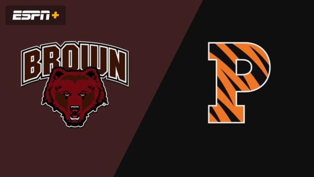 Brown vs. Princeton (M Basketball)