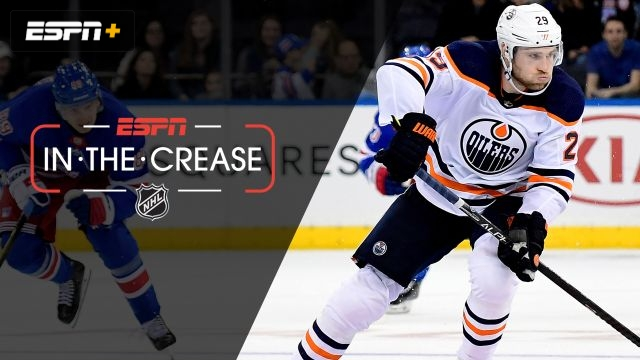 Sun, 10/13 - In the Crease: Oilers look to make history