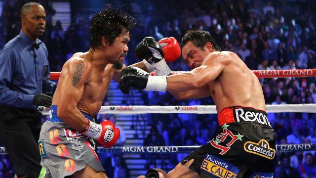 Pacquiao vs Marquez IV