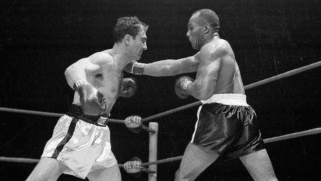 Marciano vs Walcott II