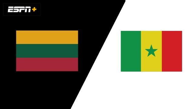 Lithuania vs. Senegal (Group Phase)