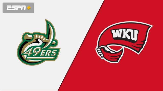 Charlotte vs. Western Kentucky (Football)