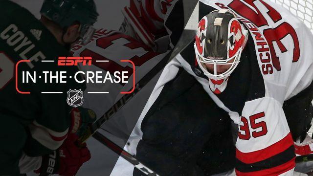 Fri, 2/15 - In the Crease: Devils and Wild battle into OT