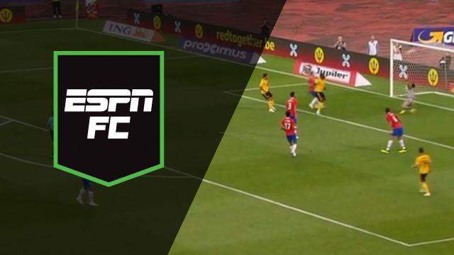 Mon, 6/11 - ESPN FC