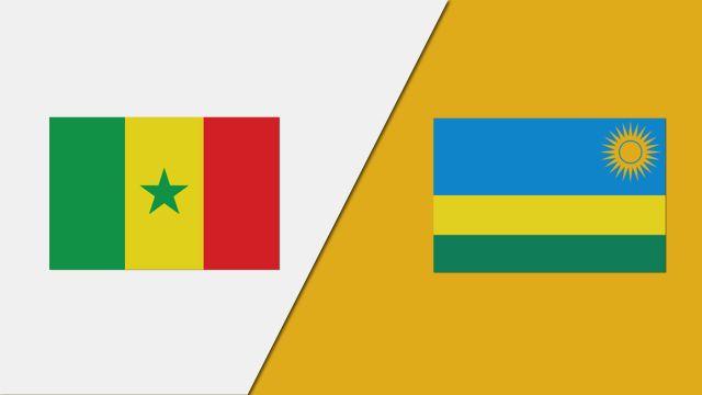 Senegal vs. Rwanda (FIBA World Cup Qualifier)
