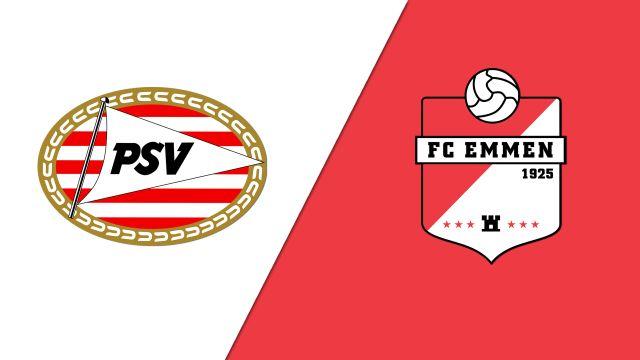 PSV vs. FC Emmen (Eredivisie)