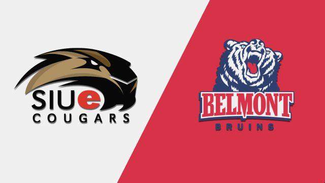 SIU-Edwardsville vs. Belmont (M Basketball)