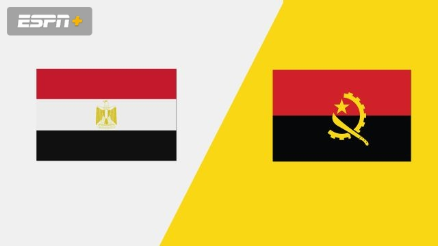 Egypt vs. Angola (Classification For 5th To 8th Place) (FIBA Women's Afrobasket)
