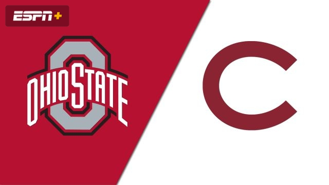 #7 Ohio State vs. Colgate (W Hockey)