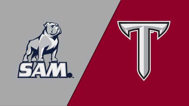 Samford vs. Troy (W Basketball)