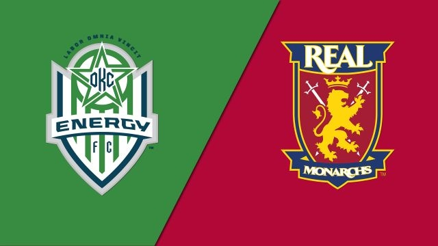 OKC Energy FC vs. Real Monarchs SLC (USL Championship)