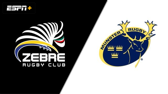 Zebre Rugby Club vs. Munster (Guinness PRO14 Rugby)