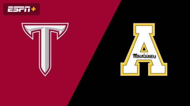Troy vs. Appalachian State (M Basketball)