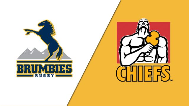 Brumbies vs. Chiefs (Super Rugby)
