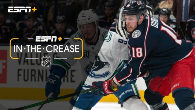 Mon, 3/2 - In the Crease: Blue Jackets look to rally
