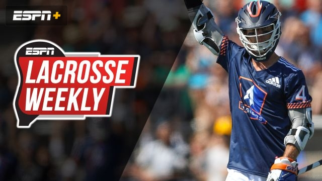Tue, 7/30 - Lacrosse Weekly: Get to know Will Manny