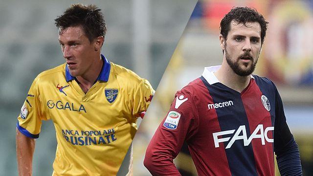 Frosinone vs. Bologna (Serie A)