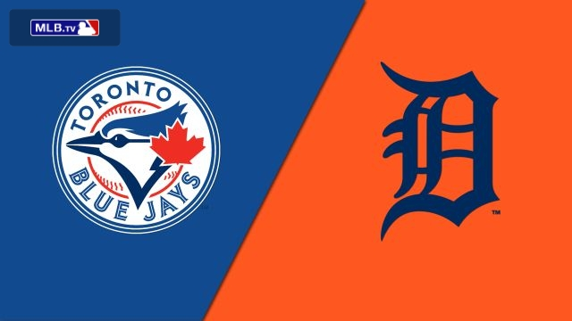 Toronto Blue Jays vs. Detroit Tigers