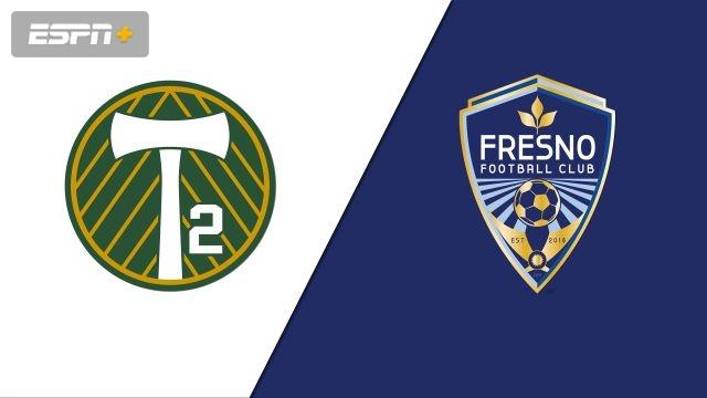 Portland Timbers 2 vs. Fresno FC (USL Championship)