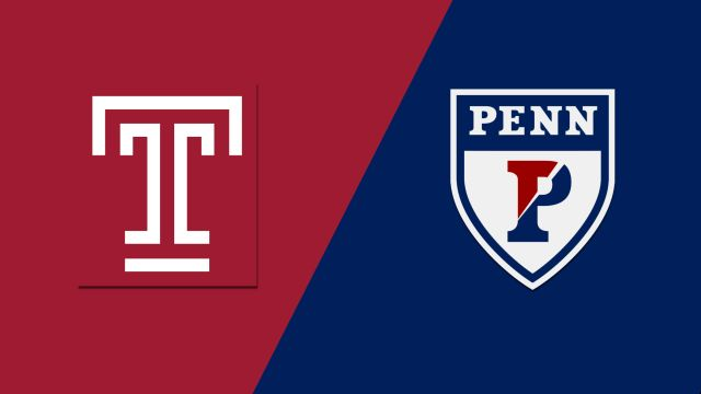 Temple vs. Pennsylvania (W Basketball)