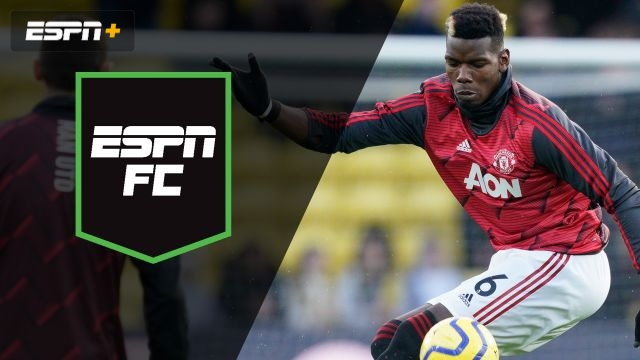 Fri, 1/3 - ESPN FC: Pogba to leave United?