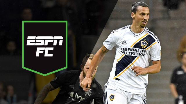 Sat, 1/19 - ESPN FC: Zlatan previews MLS season