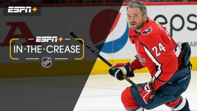 Thu, 1/30 - In the Crease: Ovi honors Kobe