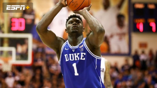 Duke vs. Gonzaga (Championship) (2018 Maui Jim Maui Invitational)