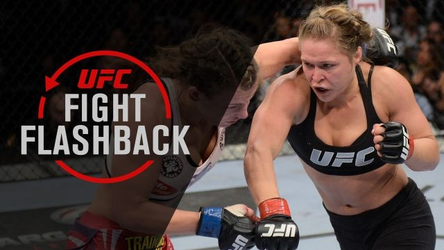 Rousey vs. Tate