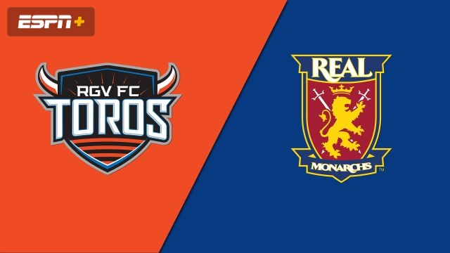 Rio Grande Valley FC Toros vs. Real Monarchs SLC (USL Championship)