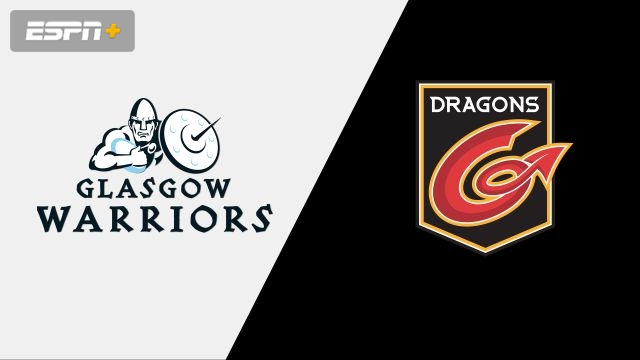 Glasgow Warriors vs. Dragons (Guinness PRO14 Rugby)