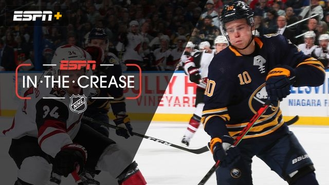 Tue, 10/29 - In the Crease: Sabres hope to stay hot
