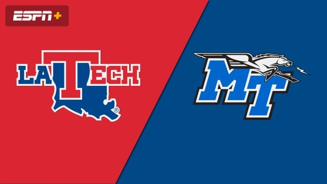 Louisiana Tech vs. Middle Tennessee (M Basketball)