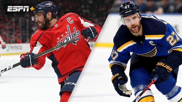 Washington Capitals vs. St. Louis Blues