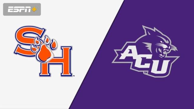 Sam Houston State vs. Abilene Christian (M Basketball)