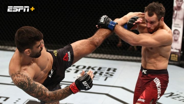 Elizeu Dos Santos vs. Aleksei Kunchenko (UFC Fight Night: Lee vs. Oliveira)