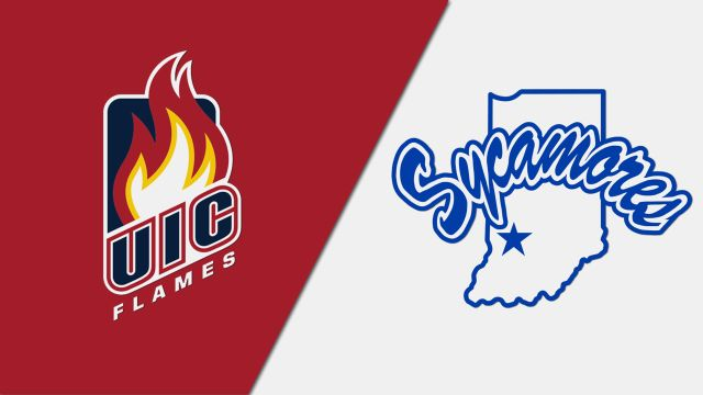 Illinois-Chicago vs. Indiana State (W Basketball)