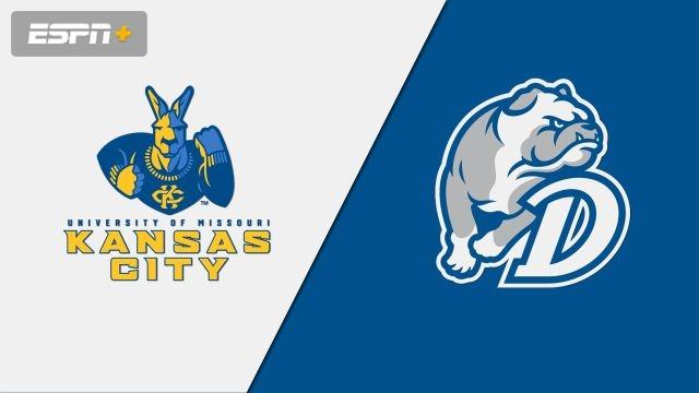 UMKC vs. Drake (M Basketball)