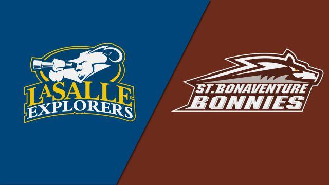 La Salle vs. St. Bonaventure (M Basketball)