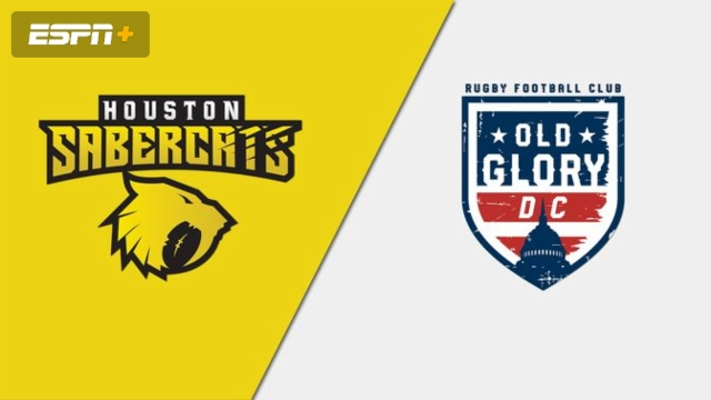 Houston SaberCats vs. Old Glory DC