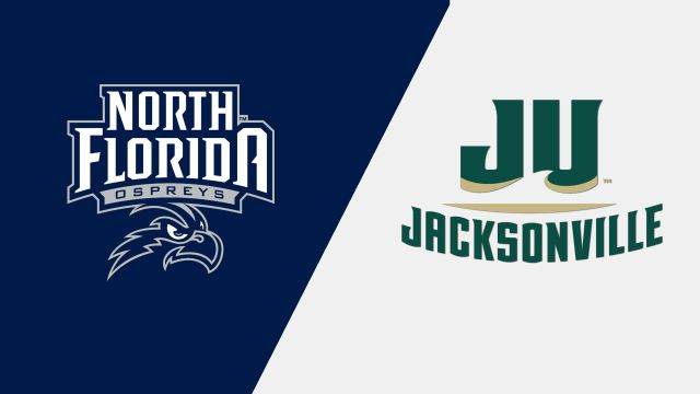 North Florida vs. Jacksonville (W Volleyball)
