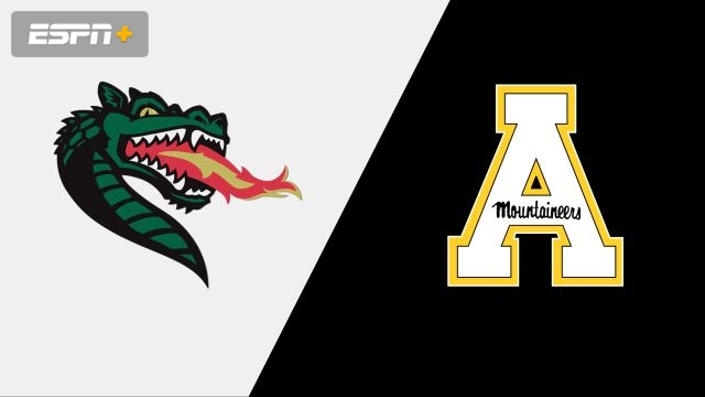 UAB vs. Appalachian State (M Soccer)
