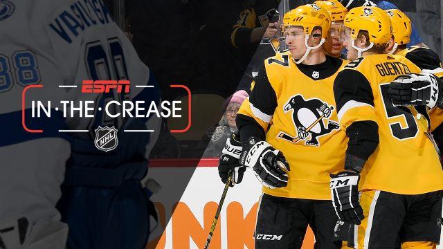 Wed, 1/30 - In the Crease: Penguins top Lighting