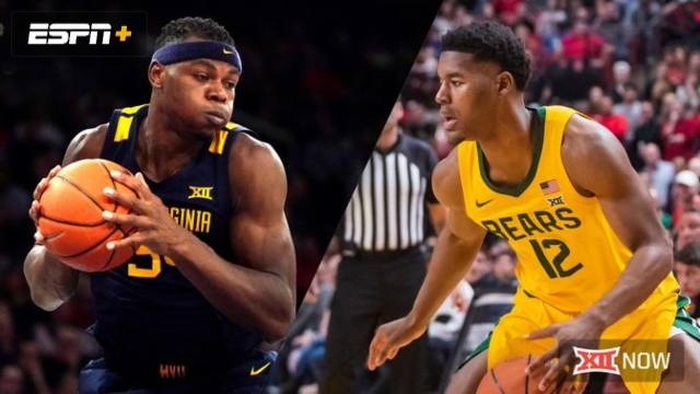 #14 West Virginia vs. #1 Baylor (M Basketball)