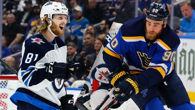 Winnipeg Jets vs. St. Louis Blues