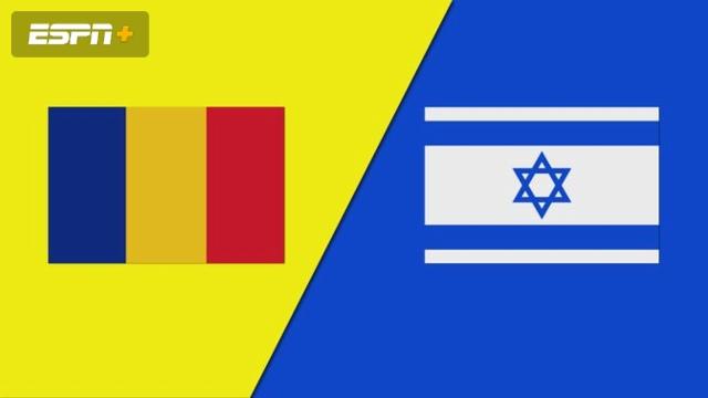 Romania vs. Israel