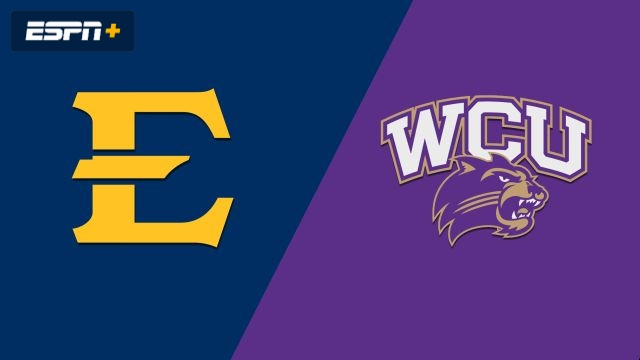 East Tennessee State vs. Western Carolina (M Basketball)