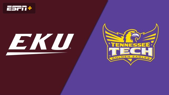 Eastern Kentucky vs. Tennessee Tech (M Basketball)