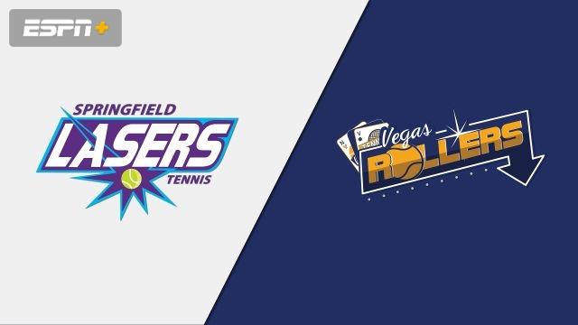 Springfield Lasers vs. Vegas Rollers