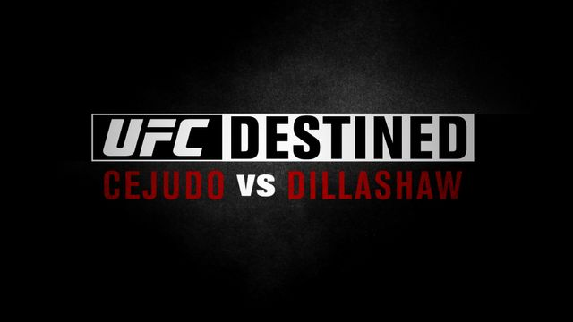 UFC Destined: Cejudo vs. Dillashaw
